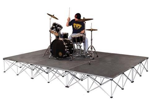 Аренда подиума для барабанов 3 х 2